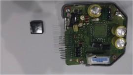 Airbag control module investigation