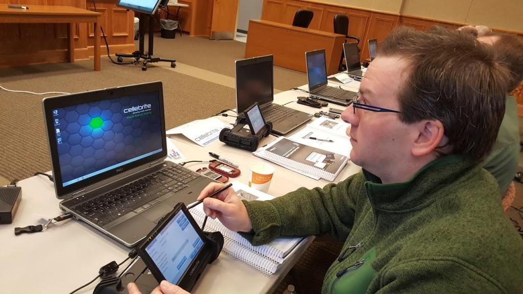 Jason Woods, Digital Investigator
