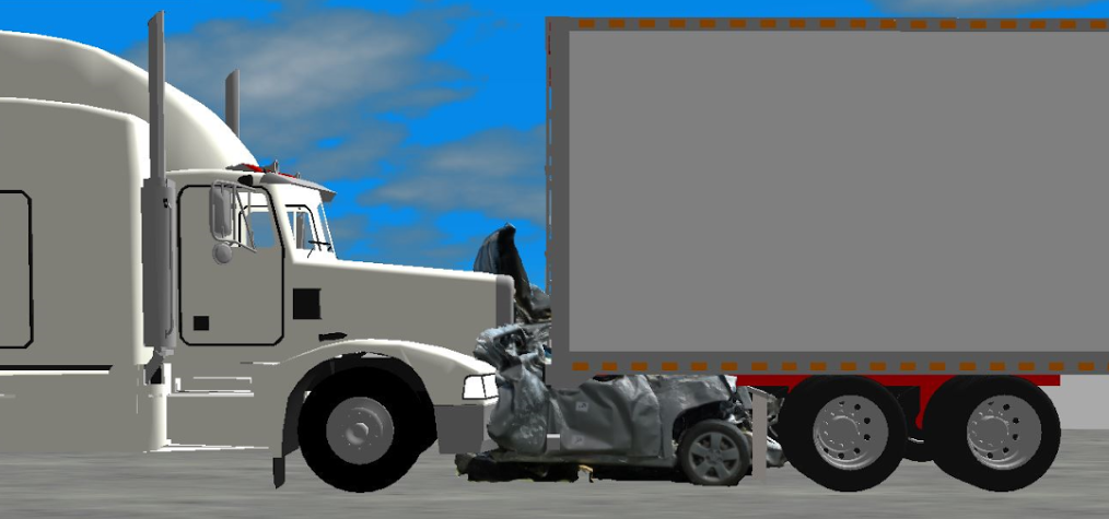 CMV Collision Animation
