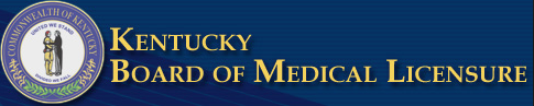 Kentucky Board of Medical Licensure