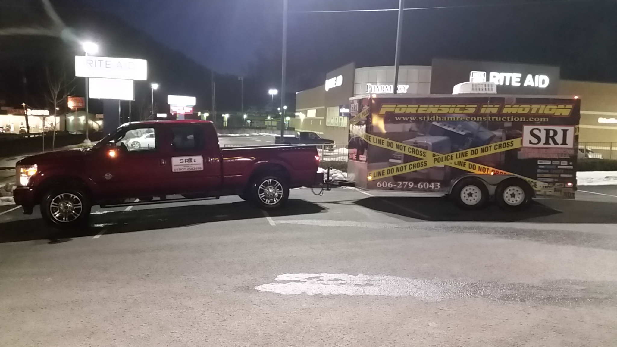 Mobile Forensic Unit 1