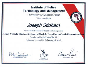 IPTM Certificate