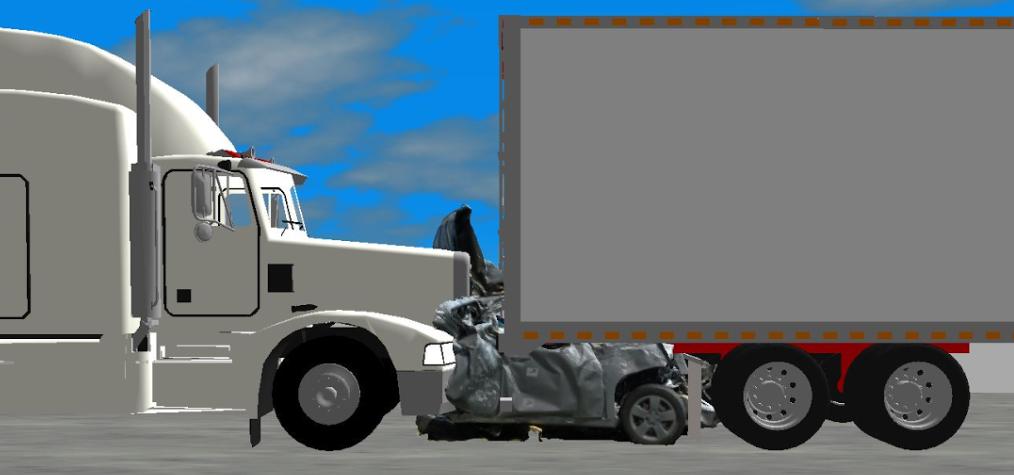 CMV Collision Animation